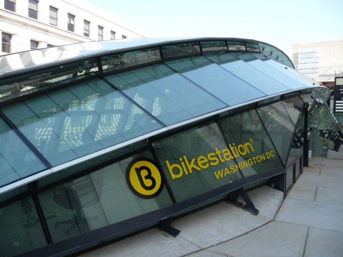 Bike Station – Washington DC