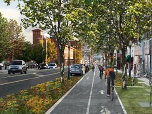 BNIM – Grand Boulevard Streetscape
