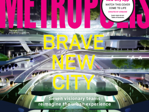 Grimshaw – Metropolis Brave New City