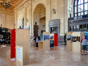 Union Station Exhibit